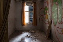 Eisiges Zimmer, Deutschland, 20.01.2013 © by akkifoto.de