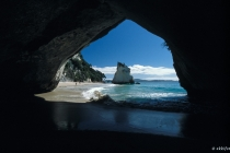 Cathedral Cove, Coromandel Peninsula, NZL, 19.03.2005 © by akkifoto.de