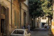 Streetwork, Nikosia / Zypern, 2001 © by akkifoto.de