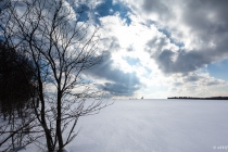 Am Horizont, Deutschland, 10.02.2013 © by akkifoto.de