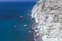 Südliche Küste nahe Petra tou Romiou, Zypern, 2001 © by akkifoto.de