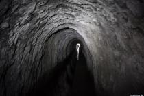 Tunnel der Levada Do Norte, Madeira, 02.03.2013 © by akkifoto.de