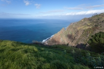 Blick von Prazeres auf Paúl do Mar, Madeira, 2013 © by akkifoto.de