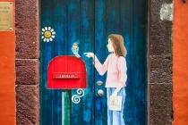 Matilde , Zona Velha, Funchal, Madeira, 02.03.2013 © by akkifoto.de