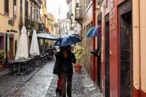 umbrella sunday II, Zona Velha, Funchal, Madeira, 02.03.2013 © by akkifoto.de