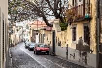 clean alley, Zona Velha, Funchal, Madeira, 02.03.2013 © by akkifoto.de