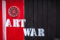 hot art ¦ dark war, Zona Velha, Funchal, Madeira, 02.03.2013 © by akkifoto.de
