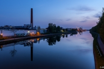 Kanalindustrie, Hannover, 04.06.2013 © by akkifoto.de