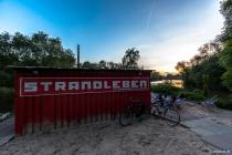 Strandleben, Linden, 04.06.2013 © by akkifoto.de