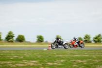 Harley Davidson Softail vs. Suzuki Hayabusa