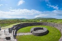 Cahergall Stone Fort, Irland, 24.07.2014 © by akkifoto.de