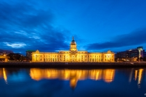 Custom House, Dublin, Irland, 16.07.2014 © by akkifoto.de