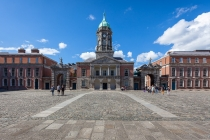Bedford Tower, Dublin Castle, Dublin, Irland, 16.07.2014 © by akkifoto.de