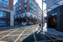 Lower Stephen Street, P Mac's, Dublin, Irland, 16.07.2014 © by akkifoto.de