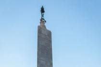 Parnell Statue, Dublin, Irland, 14.07.2014 © by akkifoto.de