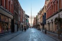Spire of Dublin, Dublin, Irland, 14.07.2014 © by akkifoto.de