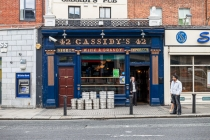 Irish Pub, Camden Street, Dublin, Irland, 15.07.2014 © by akkifoto.de