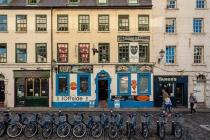 Bikes at Fownes Street Upper, Dublin, Irland, 16.07.2014 © by akkifoto.de