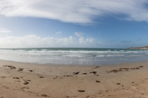 Ballyheige Beach, Irland, 16.10.2014 © by akkifoto.de