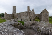 Quin Abbey, Irland, 16.10.2014 © by akkifoto.de