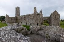 Quin Abbey, Irland, 16.10.2014 © by akkifoto.de