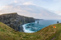 Cliffs of Moher, Irland, 17.10.2014 © by akkifoto.de