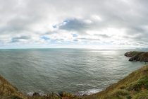 Baily Lighthouse, Howth, Irland, 19.10.2014 © by akkifoto.de