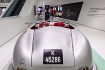 356 Roadster, Porsche Museum, Zuffenhausen, 09.04.2015 © by akkifoto.de