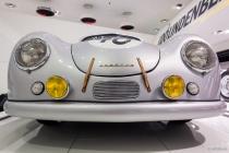 356 SL, Porsche Museum, Zuffenhausen, 09.04.2015 © by akkifoto.de