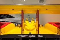 RS Spyder (Typ 9R6), Porsche Museum, Zuffenhausen, 09.04.2015 © by akkifoto.de