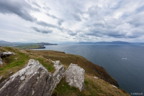 Carhoo West, Outlook nearby Dingle, County Kerry, 15.10.2014 © by akkifoto.de