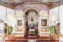 Kirche von Prazeres, Madeira, Portugal, 01.03.2013 © by akkifoto.de