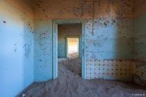 Kolmanskop, Ghost Town, Karas, Namibia, 25.10.2013 © by akkifoto.de