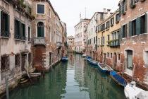 Nicht immer nur Gondola, Venedig, Italien, 07.04.2019 © by akkifoto.de