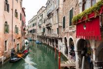 Gondola, Venedig, Italien, 07.04.2019 © by akkifoto.de