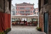 Canal Grande, Venedig, Italien, 08.04.2019 © by akkifoto.de