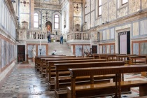 Chiesa di Santa Maria dei Miracoli, Venedig, Italien, 08.04.2019 © by akkifoto.de