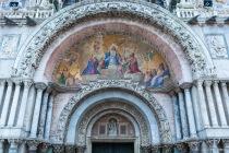 Basilica di San Marco, Venedig, Italien, 09.04.2019 © by akkifoto.de