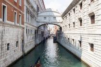 Ponte dei Sospiri, Venedig, Italien, 10.04.2019 © by akkifoto.de
