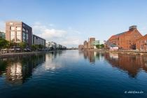 Innenhafen, Duisburg, Deutschland, 26.06.2021 © by akkifoto.de