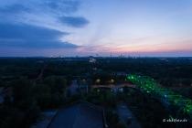 Landschaftspark, Duisburg, Deutschland, 26.06.2021 © by akkifoto.de