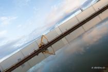 Mittellandkanal, Hannover, Niedersachsen, Deutschland, 15.05.2021 © by akkifoto.de